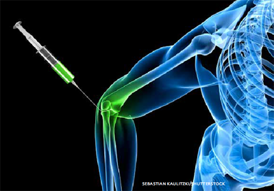 injection in elbow